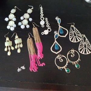 Jewelry - Earrings galore!